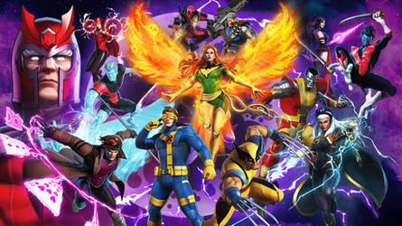 MUA3 - X-Men All-Stars