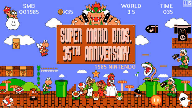 Super Mario Bros. 35th Anniversary (Classic)