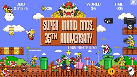 Super Mario Bros. 35th Anniversary (Modern)