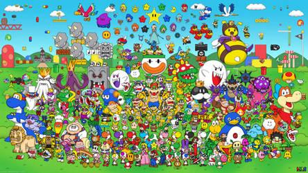 Mario Anthology