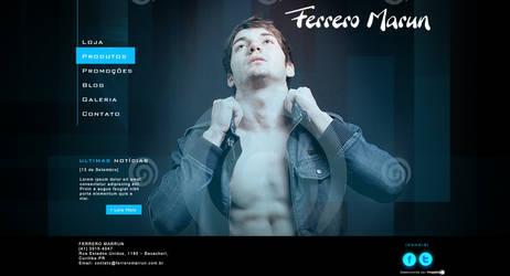 Ferrero Marun Website