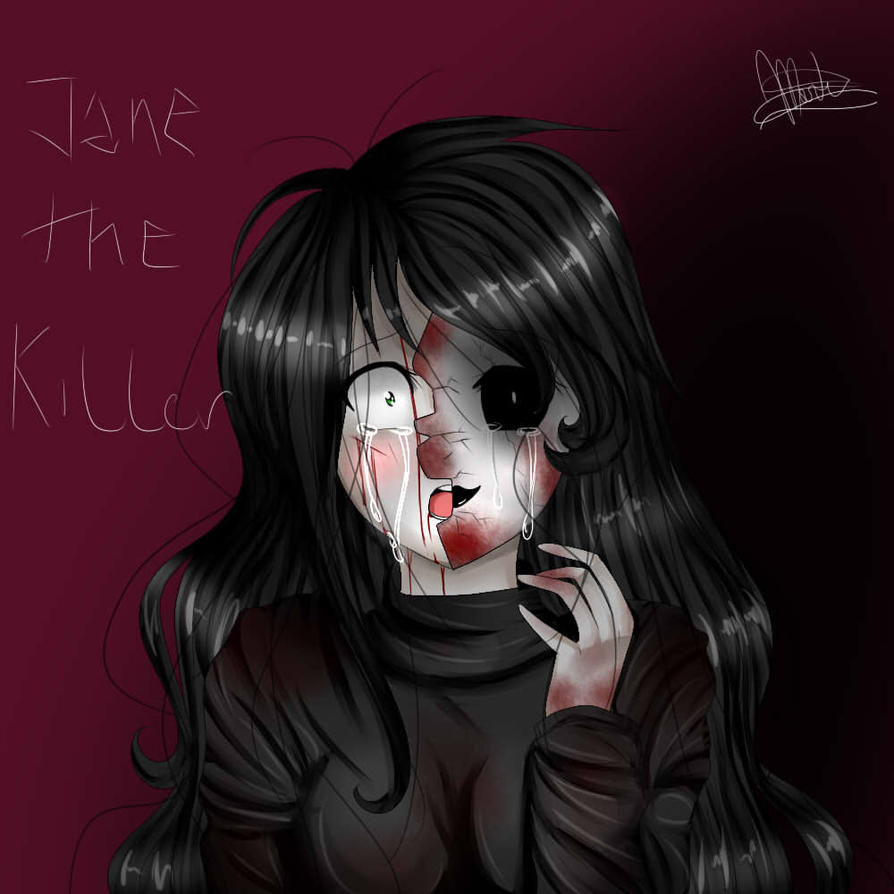 Jane the killer anime sai by martuchan200 on deviantart - Jane the killer anime ...