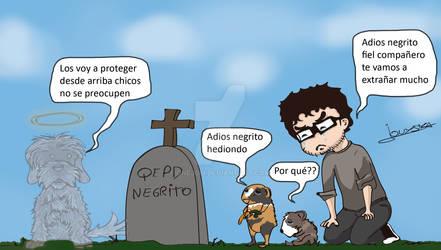 Adios Negrito