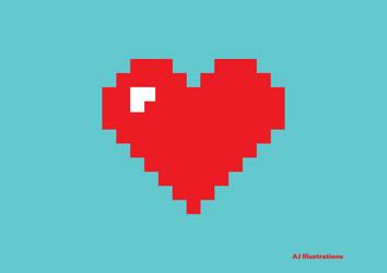 Heart by AJ-Illustrations
