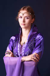 Costume 'Amethyst dragons' by Aquilina-das