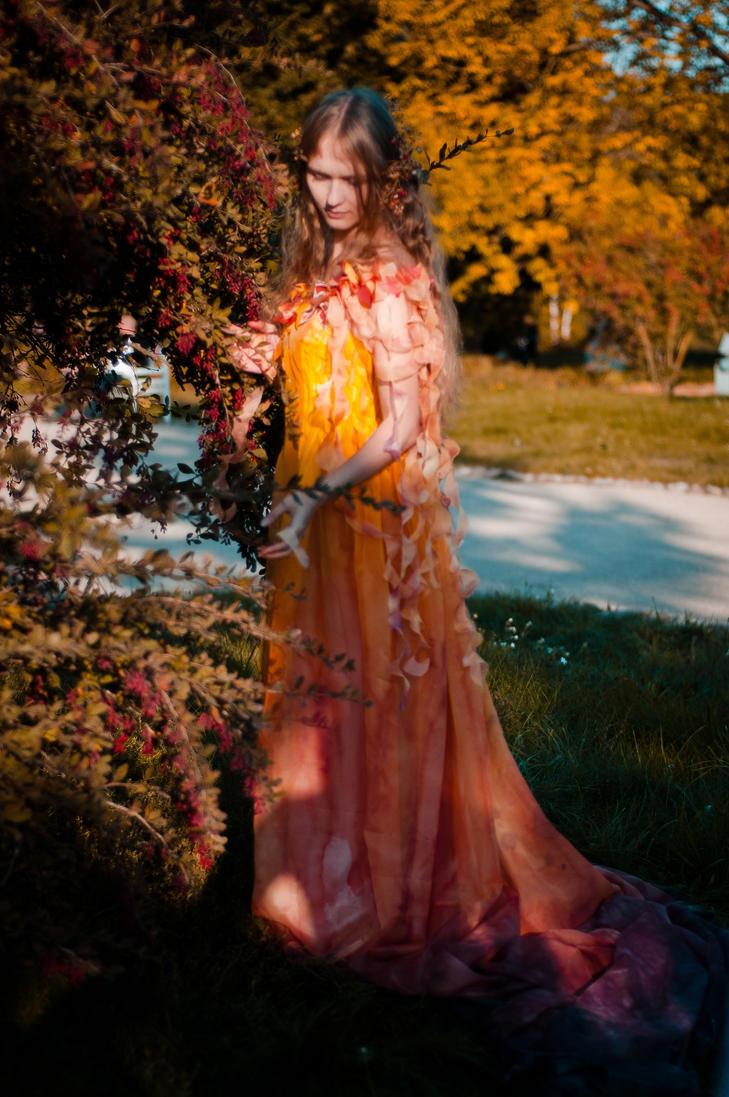 Autumn by Aquilina-das
