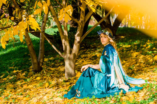 Costume 'Rainy forest'