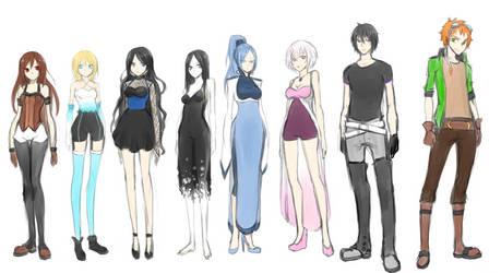 STORM Character Set