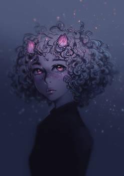 Crystal Horns by miss-edbe