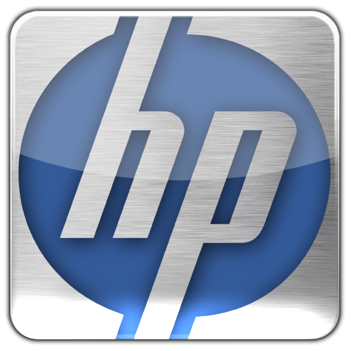 HP logo PNG by artempilin