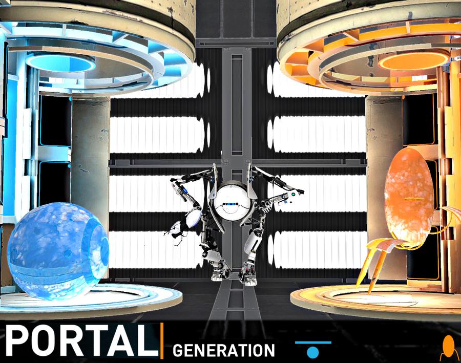 Portal: Generation by Michos9
