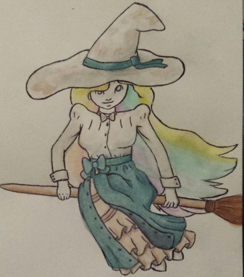 lolita witch by bodymindandspirit