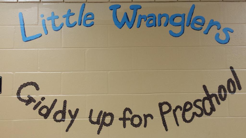 little wranglers mural 2 by bodymindandspirit