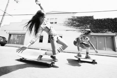 Skate girl style - Imagui