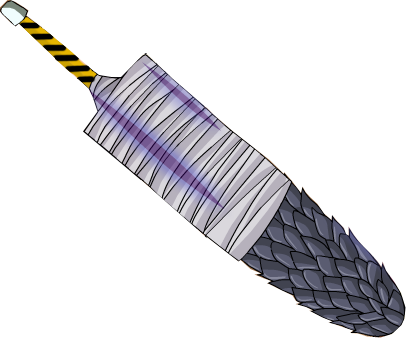 Kisame sword true form