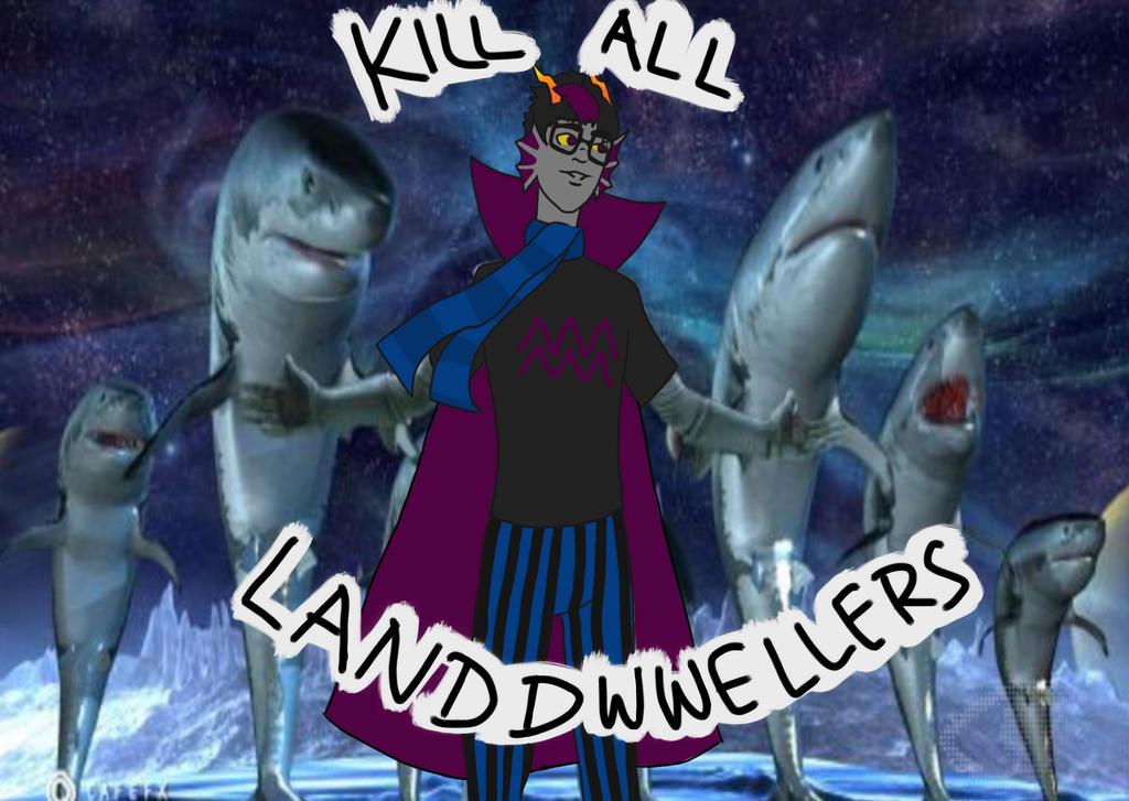 Eridan Is Also Sharkboy By Snowynightmaregirl On Deviantart-3393