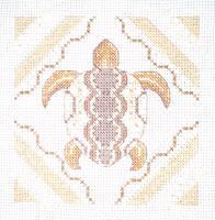Turtle Cross Stitch