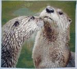 Otter Cross Stitch