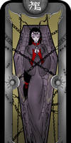 Dark Clow the Coffin