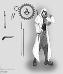 Steampunk Assassin'S Creed