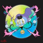 Fan Mega Evolution - Chandelure