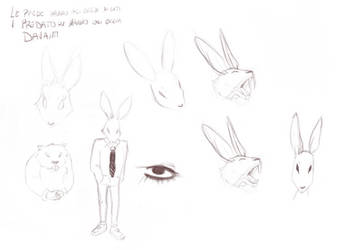Rabbit by Annica9