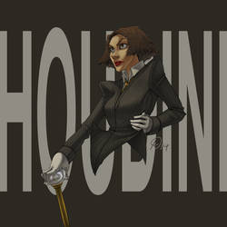 The Great Ms. Houdini