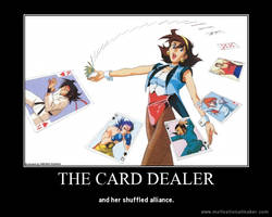 Mobile Fighter G Gundam Motivational Poster 8 by slyboyseth