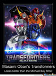 Transformers Motivational Poster 2 by slyboyseth
