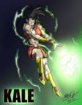 Kale's Ultimate Blast