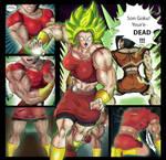 DBS Kale Comic Art