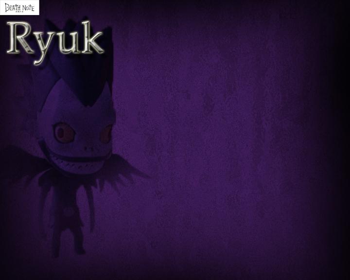Death Note Ryuk Wallpaper By Kamenxranger On Deviantart