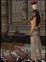 Nephthys by deadheart82