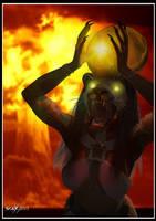 Eye of Ra by deadheart82
