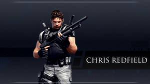 Chris Redfield Wallpaper