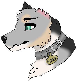 Mercury : AT for Pure_Canine by NekoKana3