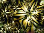 Homoastralis Daisies of Green Yellow