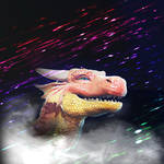 Free dragon/scaly headshots practice #3