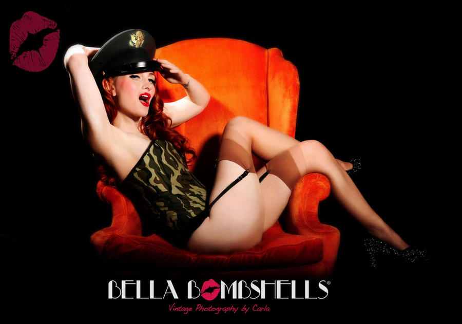 Bella Bombshells by CatRoPo