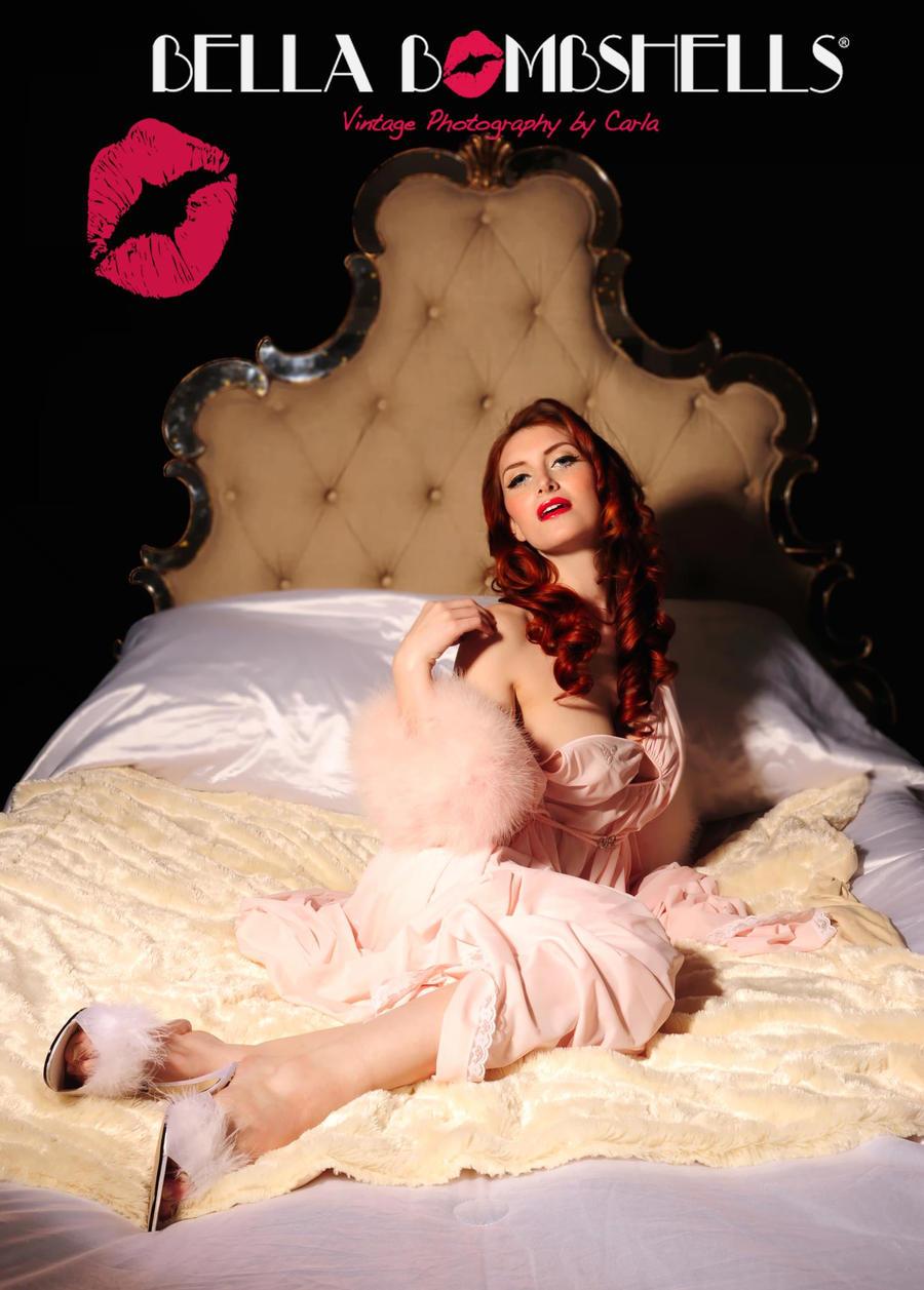 Rita Hayworth style by Bella Bombshells by CatRoPo