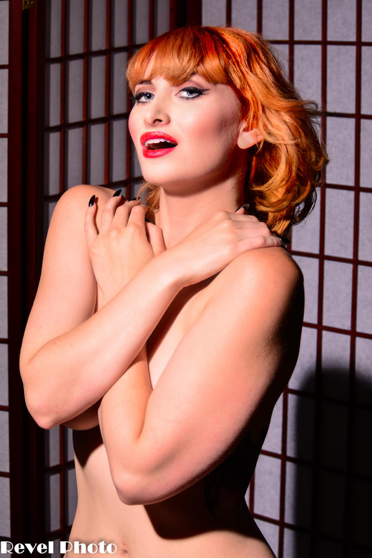 Pinup by Revel Photo by CatRoPo