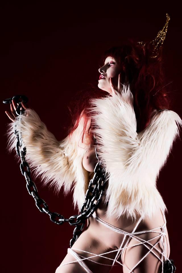 Lady Krampus by CatRoPo