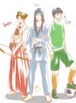 Naruto : Konoha Gakuen Sport Team