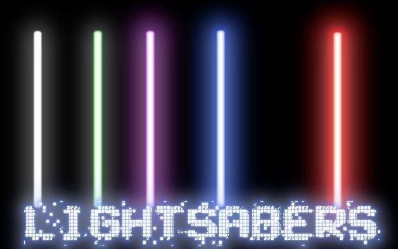 Lightsaber mini-tutorial by GovernmentAgent