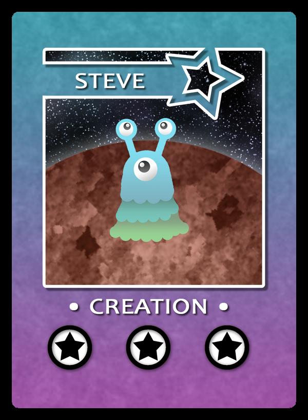 Meet Steve by PookNero