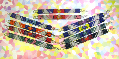 Sailor Senshi Bracelets