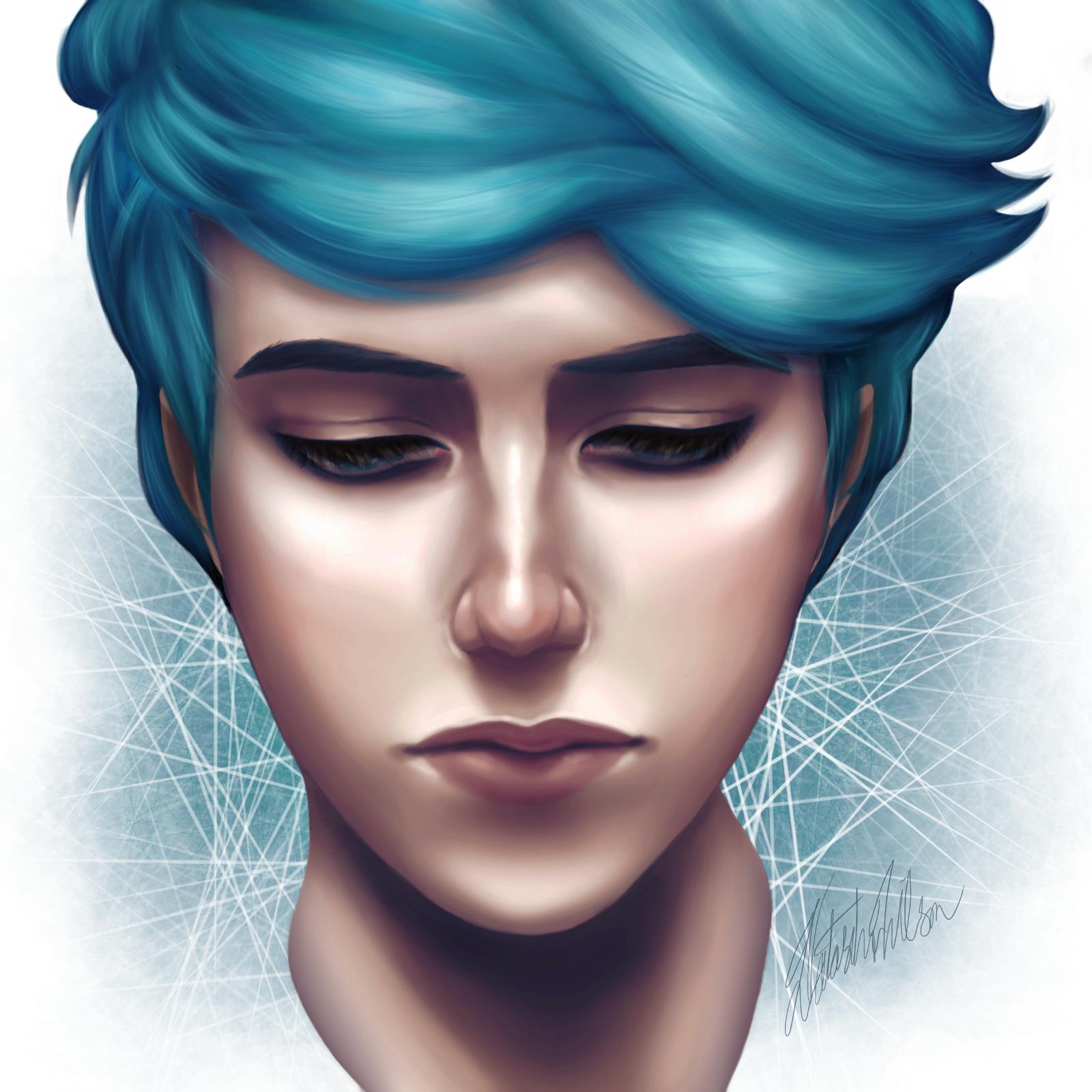 I'm Blue by Aurabeli