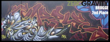 Panorma Graffiti Zero Contest. by jabo4