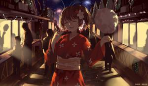 Winter Fireworks