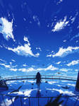Reflection of the Sky
